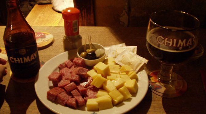オランダ・ベルギー旅行3 ブリュッセルでベルギービール