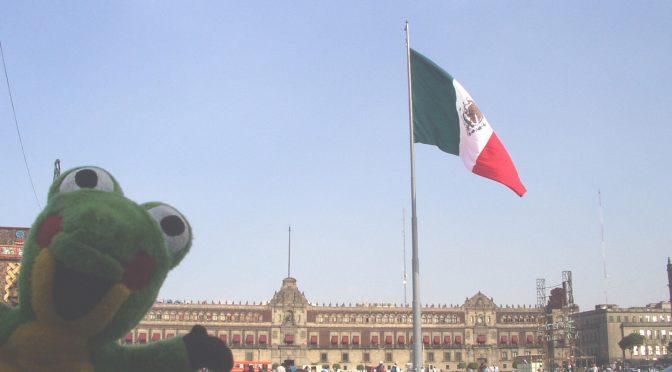 メキシコ旅行2 スペイン語を話す経験
